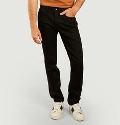 UB244 tapered 11oz stretch selvedge jeans