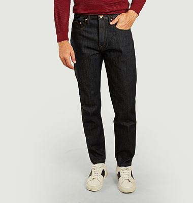Jean UB601 relaxed tapered 14.5oz indigo selvedge