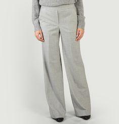 Talbert Flannel Trousers