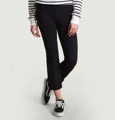 Pantalon Flare Cropped