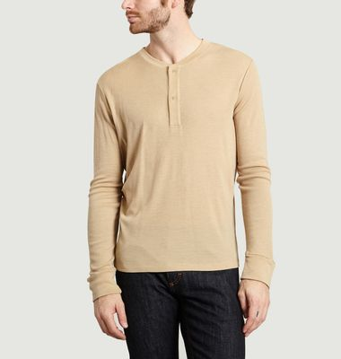 T-Shirt Henley Dyck
