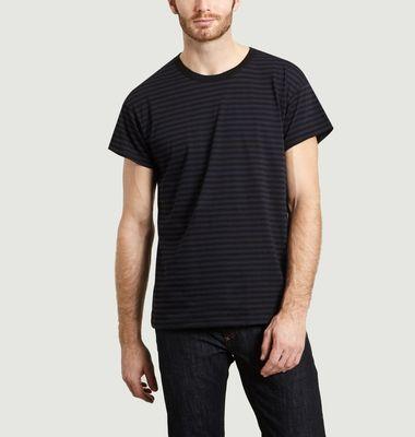 T-Shirt Sunset Stripe