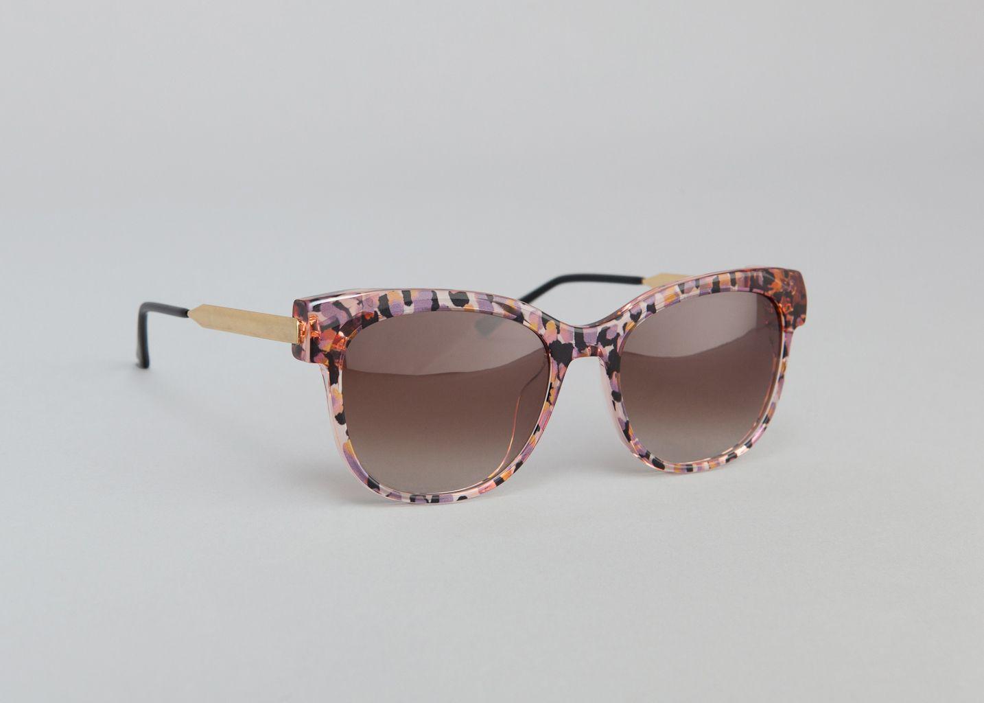 lunettes lippy thierry lasry multicolore l 39 exception. Black Bedroom Furniture Sets. Home Design Ideas