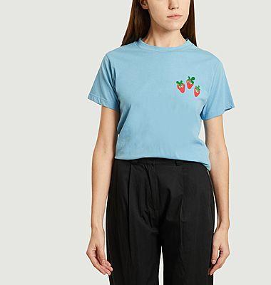 T-shirt Fraise