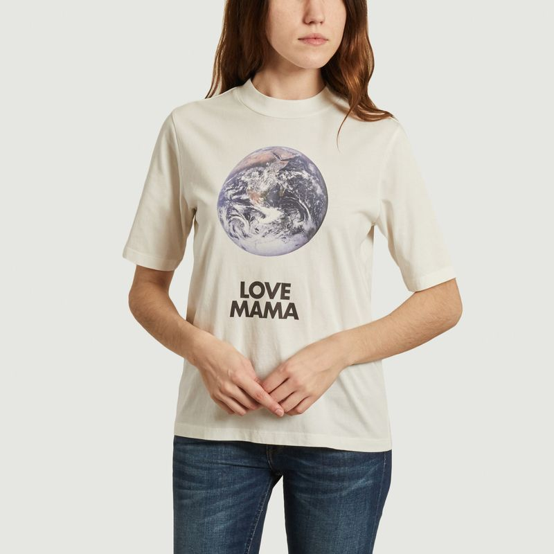 Tee-shirt Planète - Thinking Mu