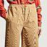matière Pantalon ample en velours côtelé de coton bio Maia - Thinking Mu