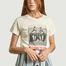 T-shirt imprimé Nothing To Hide - Thinking Mu