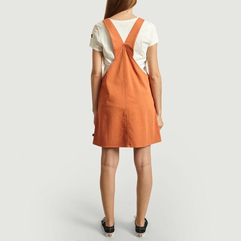 Robe courte en coton bio Amelie - Thinking Mu