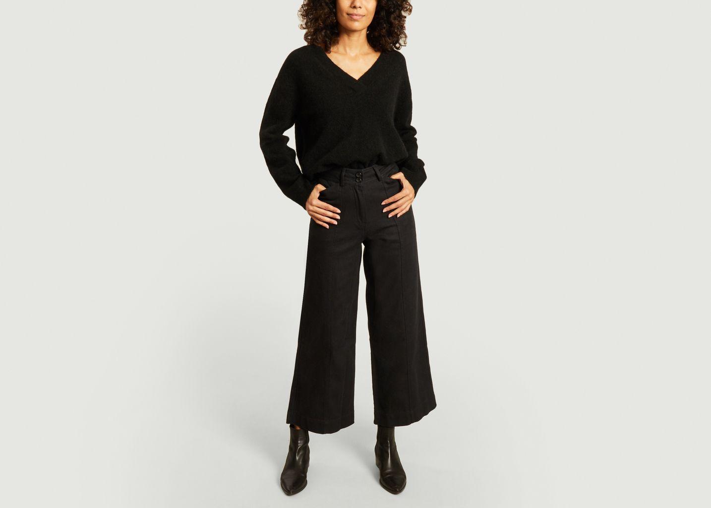 Pantalon Kupalo en chanvre  - Thinking Mu