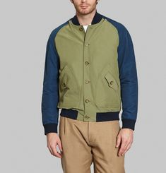 Two-Tone Bomber