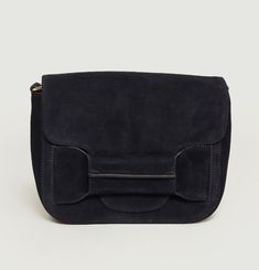 Ali Mini Suede Handbag