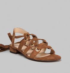 Flat Cancun Sandals