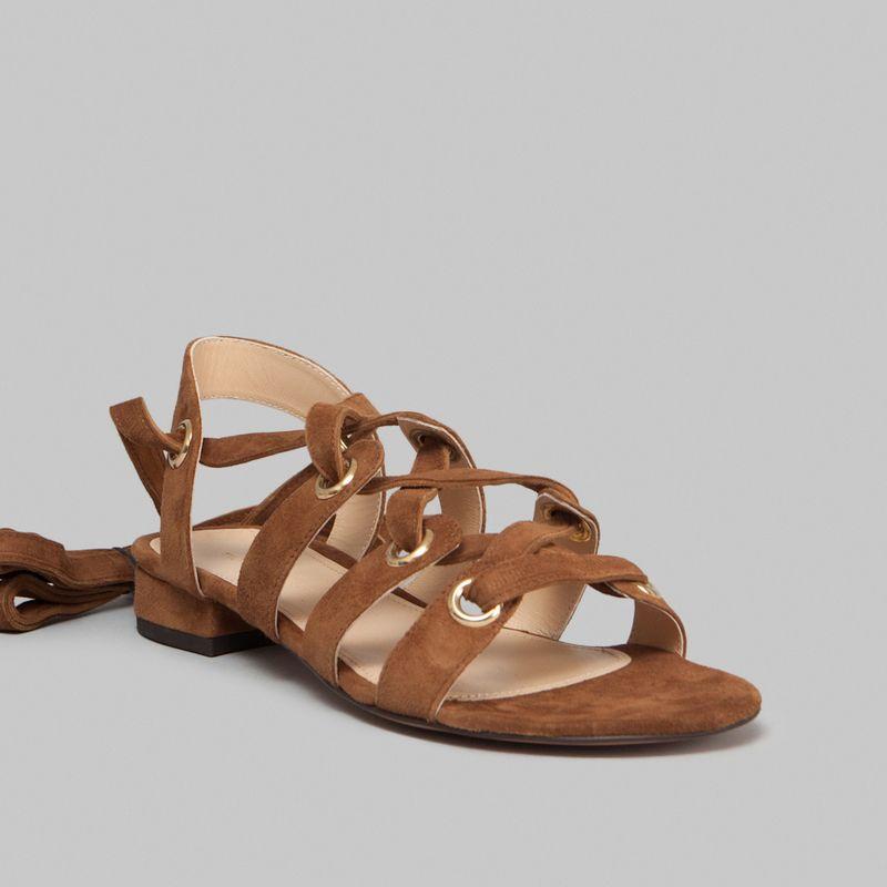 Sandale Plate Cancun - Tila March