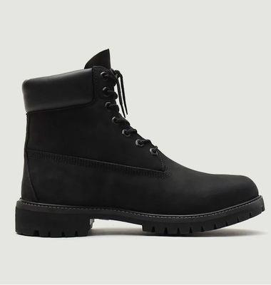 Six Inch Boots en Nubuck Premium