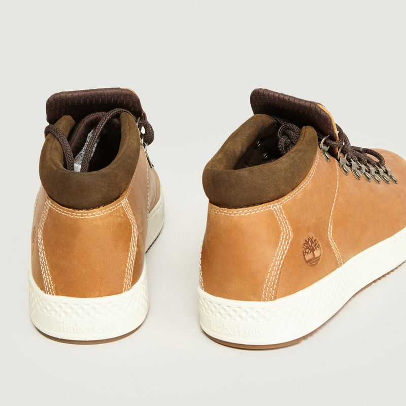 madera Ejecutable jueves  Roam Alpine Mid-Top Trainers Brown Timberland | L'Exception