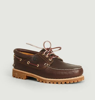Chaussures bateau Authentics 3 Eye Classic Lug