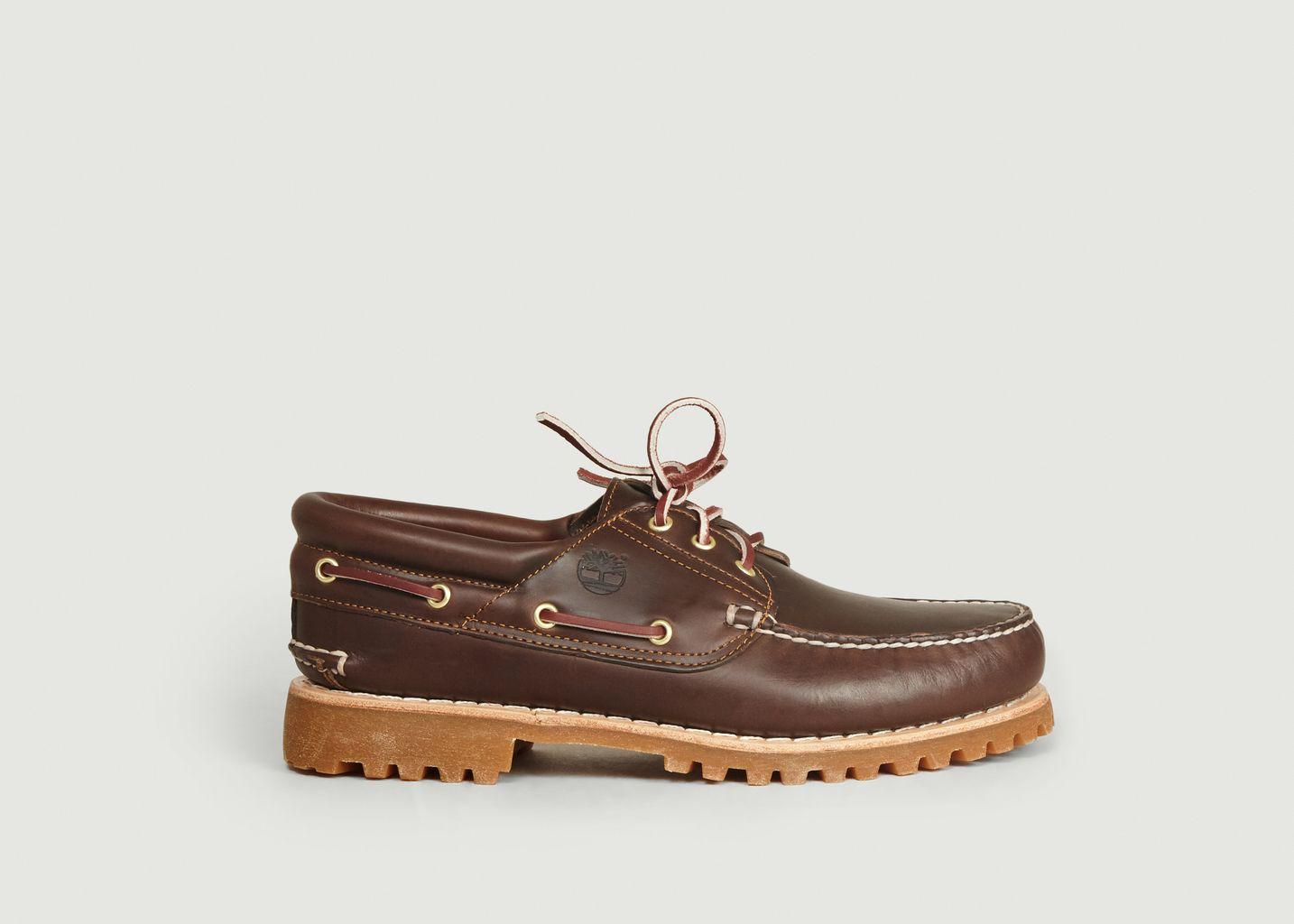 Chaussures bateau Authentics 3 Eye Classic Lug - Timberland