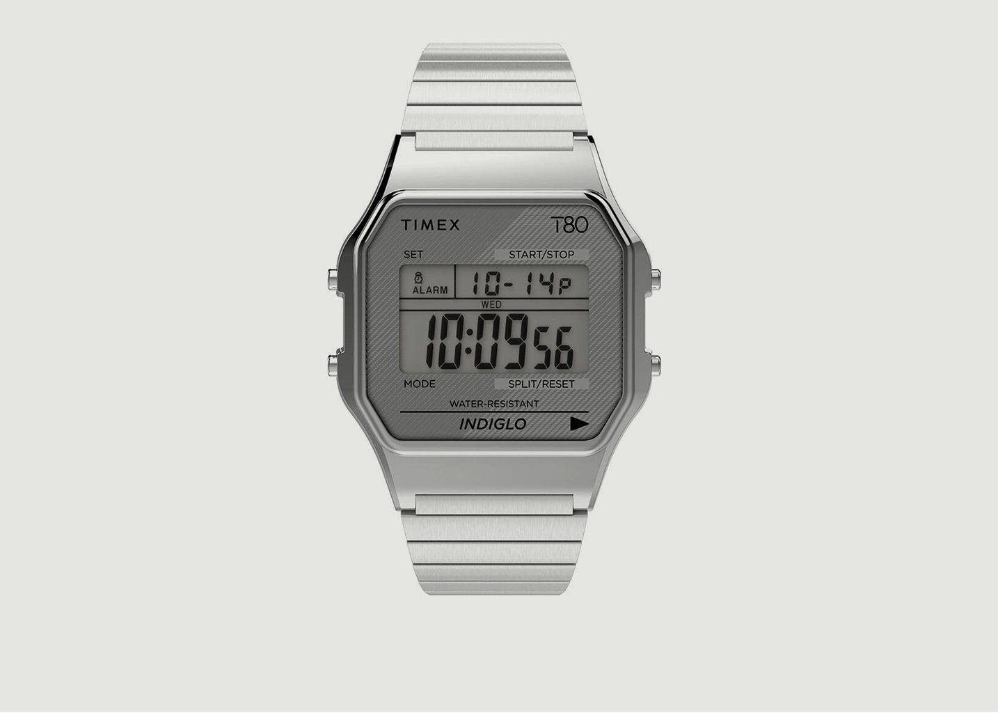 Montre T80 34mm Silver - Timex Archive