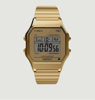 T80 Watch 34mm Gold