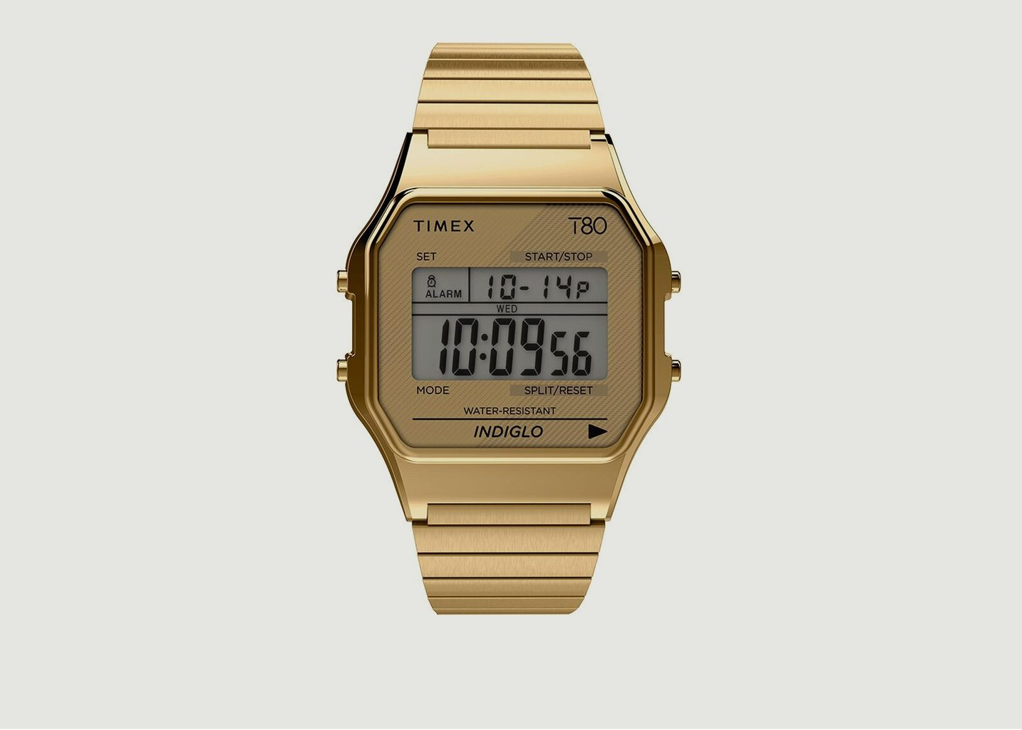 Montre T80 34mm Gold - Timex Archive