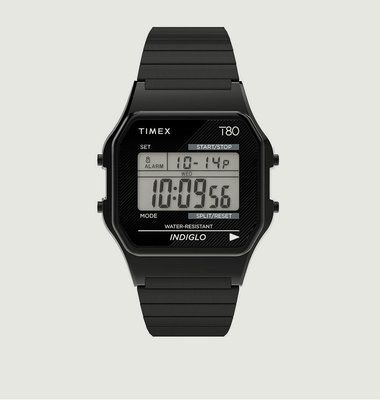 T80 Watch 34mm Black