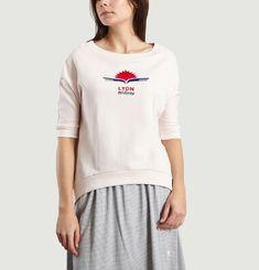Tshirt Emmanchure Basse Lyon Airlines