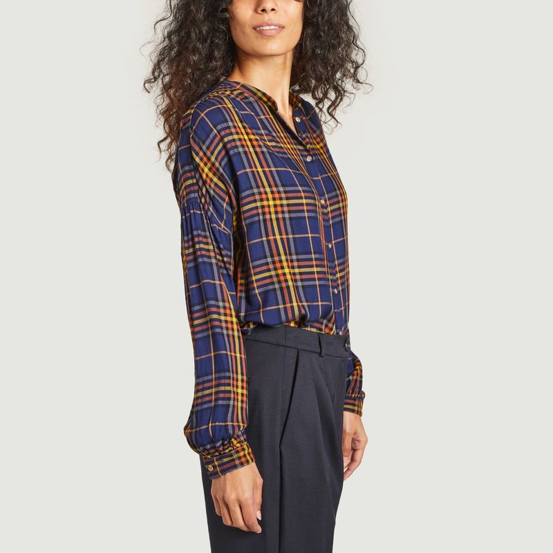 Chemise à carreaux Osanne - Tinsels