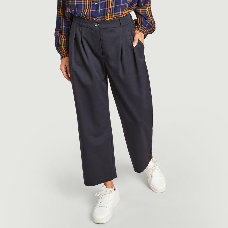 Pantalon large à pinces Pepa - Tinsels