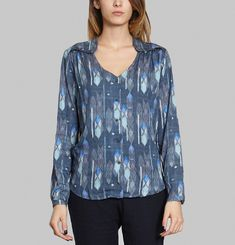 Hupper Frisco Blouse