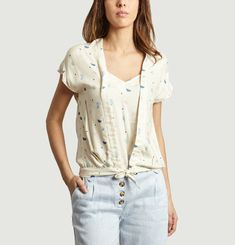 Kelby Blossom Top