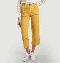 Oliver 7/8 Length Trousers