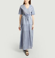 Robe longue Ohida