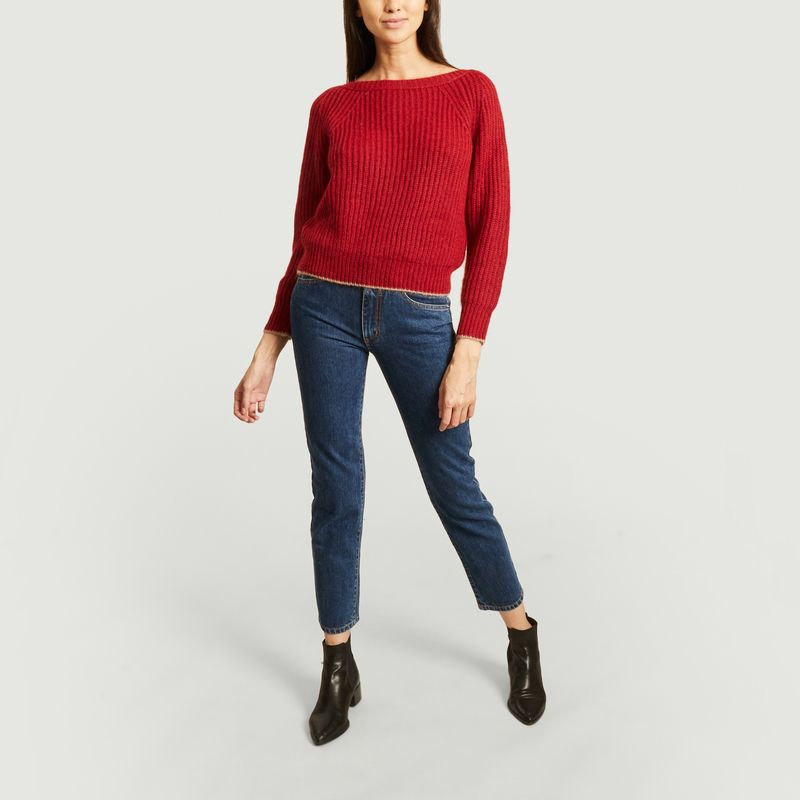 Pull droit court Pierrot - Tinsels