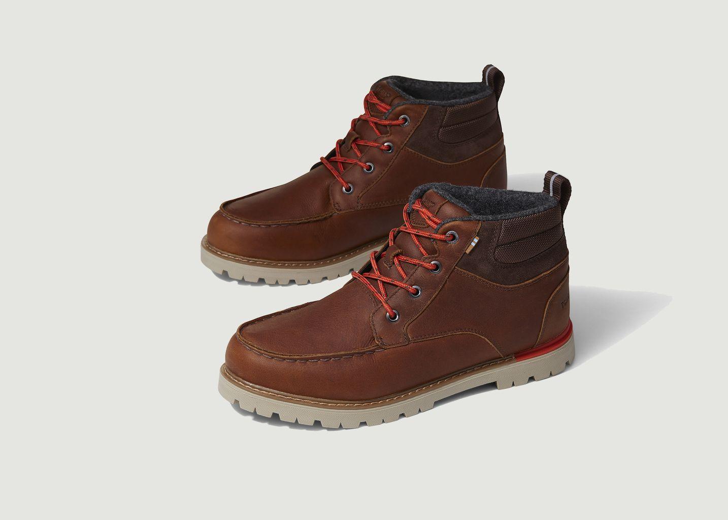 Boots en cuir Hawthorne 2.0 - Toms