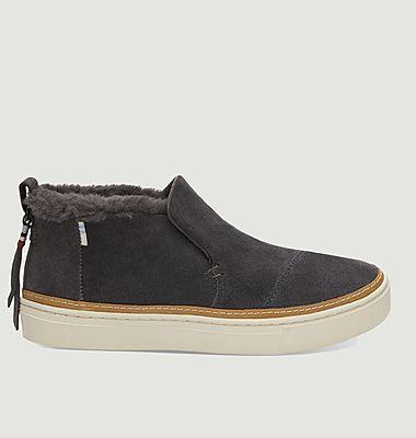 Sneakers Paxton en suède