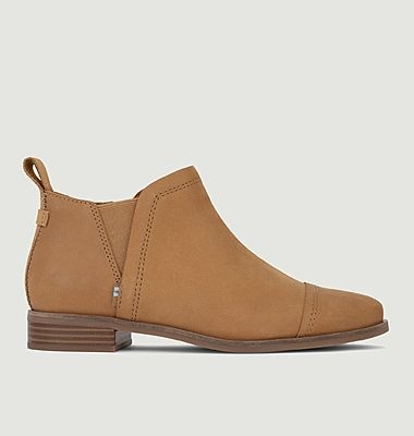 Bottines Reese en cuir