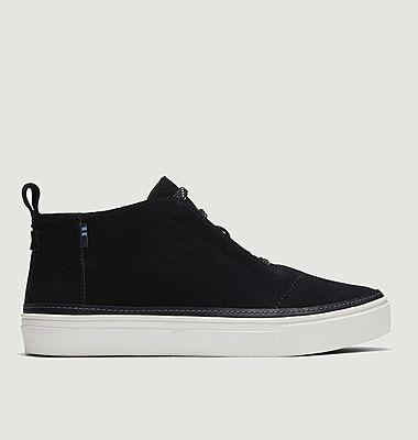 Sneakers en daim Riley