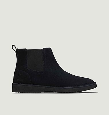 Skyline suede leather Chelsea boots