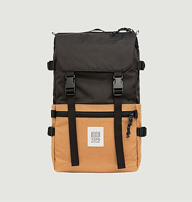 Rover recycled canvas backpack