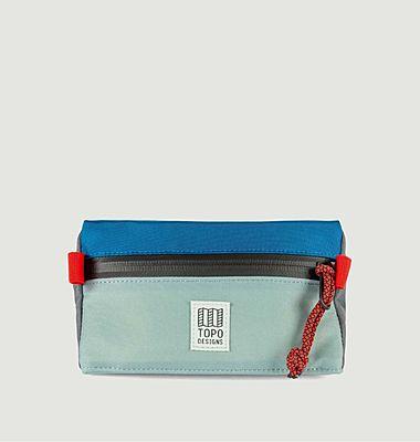 Canvas zipped mini bike bag