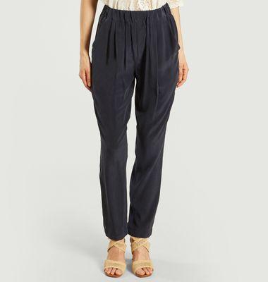 Pantalon en soie Voyou