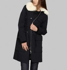 Virtille Coat