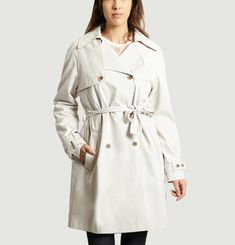 Sutter Trench Coat