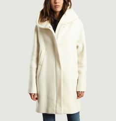 Berning Hooded Coat