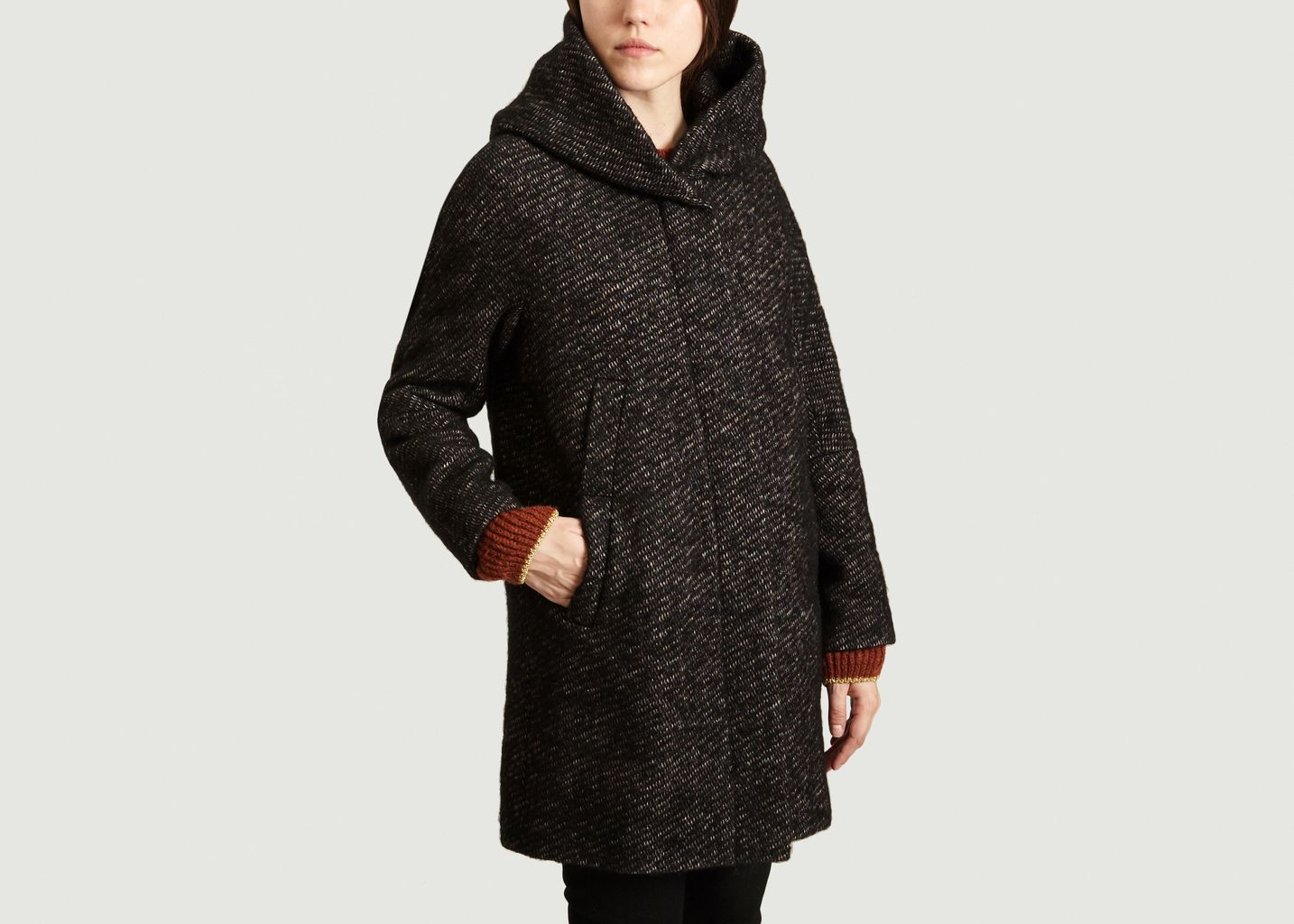 Manteau A Capuche Berning - Trench And Coat