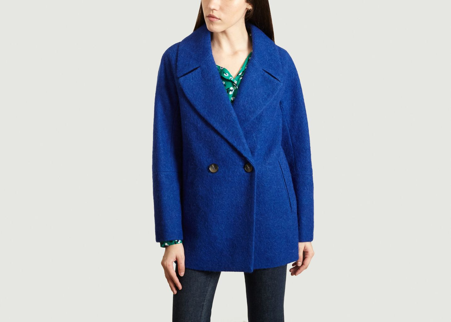 Manteau Court Valloire - Trench And Coat