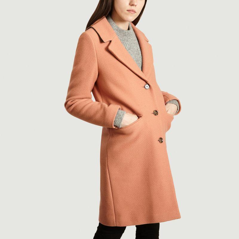 Manteau Droit Courmayeur - Trench And Coat
