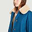 matière Manteau Balmaz - Trench And Coat