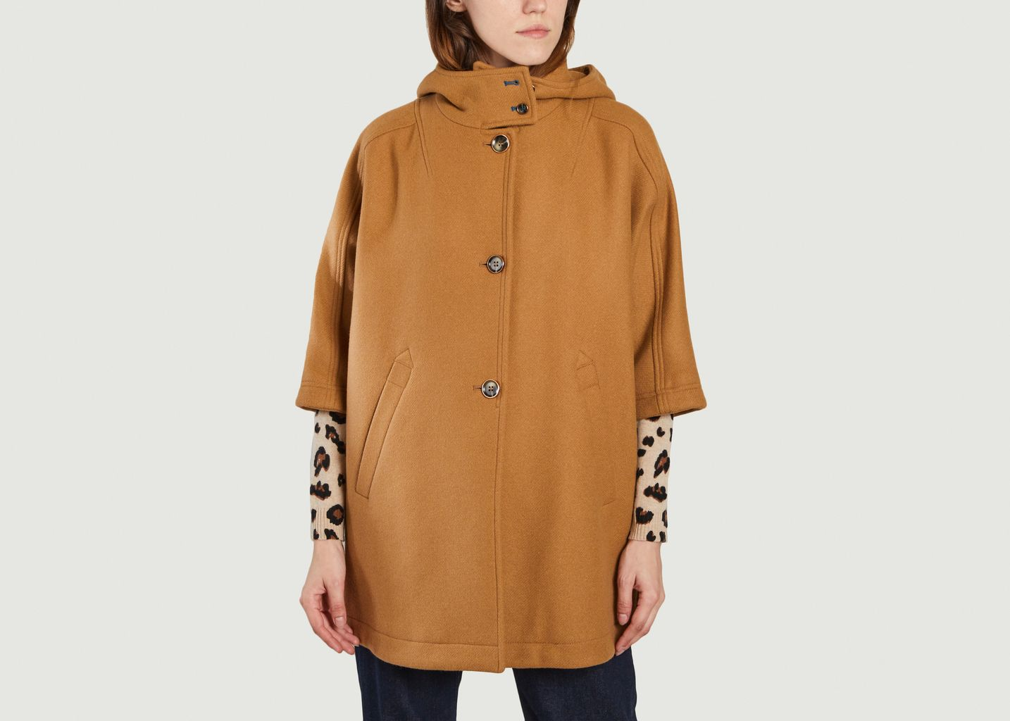 Manteau Lacombe - Trench And Coat