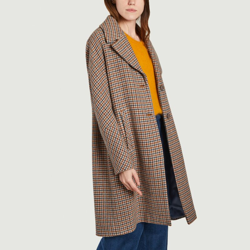 Manteau Cereste - Trench And Coat